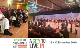 Dr. Roudaina invited to Riyadh to share views on the future of the city