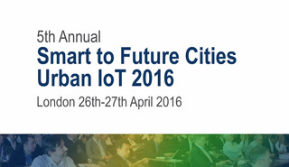 My reflections on the Smart to Future Cities International Conference 2016, London