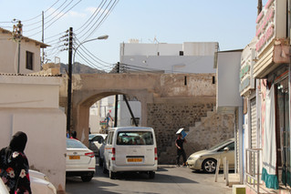 Thoughts from Oman - Urban and natural landscapes