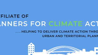 Planner for Climate Action P4CA Affiliate
