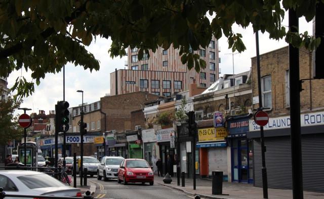 Hackney street