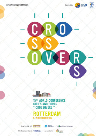Roudaina is Rapporteur and Moderator at 15 World Conference Cities and Ports Crossovers - Rotterdam
