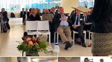 Roudaina Al Khani invited to Portugal as an expert in a Port-City EU programme