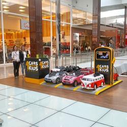 Inauguramos! Nossos mini veículos estão prontos, venha dar a largada na diversão!__#CARS4KIDSBRASIL