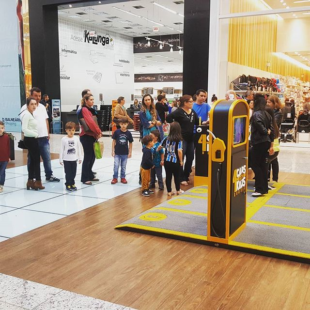 ☡CARS4KIDS INFORMA☡__Trânsito intenso de Mini Veículos no Balneário Shopping__Fila de espera ! Todos