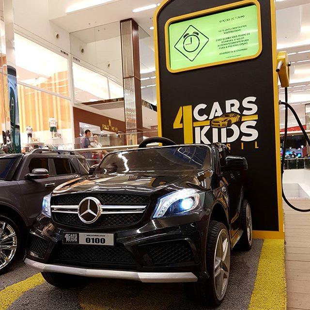 Que tal fazer um TEST DRIVE nesse Hot Hatch que acabou de chegar aqui no Balneário Shopping___A Merc