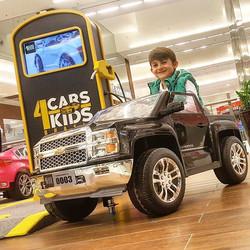 Já na direção da 4X4! _Na CARS4KIDS temos modelos para todos os gostos, qual seu estilo_ _4X4, retrô