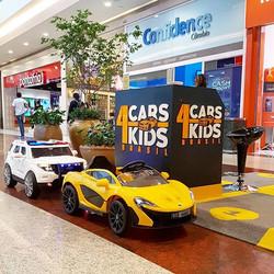 Abordagem Policial na CARS4KIDS! Retire sua Mini Habilitação e dirija por todo o Shopping! _Que tal
