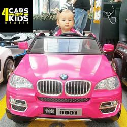 Olha o estilo dela a bordo dessa X6 PINK!__Feriado divertido é na CARS4KIDS!__#Expansao _#CARS4KIDS