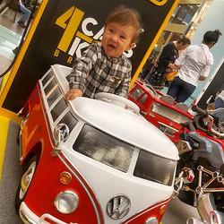 CARS4KIDS não para!__Tá esperando o que _ Vem pra cá  e dê a largada na diversão _#CARS4KIDSBRASIL _