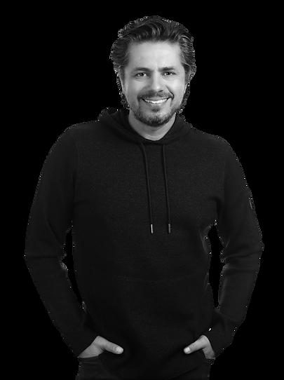 dChristian Ray Flores - Portrait - White