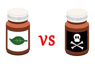 Natural Medicine vs Western Medicine