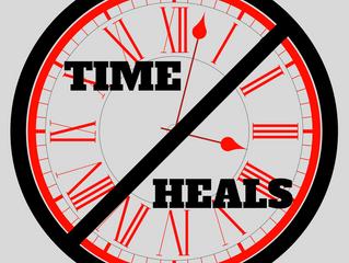 MYTH: Time Heals