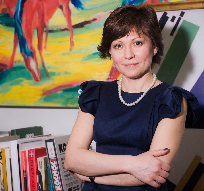 Ирина Степанова. Фото предоставлено Sotheby's