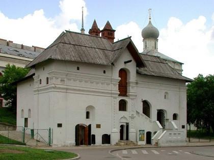Старый Английский двор. Фото: Музейное объединение «Музей Москвы»