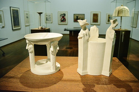Вид экспозиции выставки Hidden treasures of the collection В Музее Леопольда. Фото: © Leopold Museum