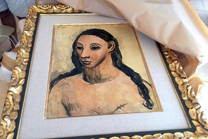 «Голова молодой женщины» Фото: AFP / East News