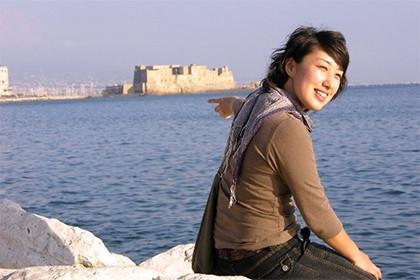 Каори Каваками Фото: casoriacontemporaryartmuseum.com