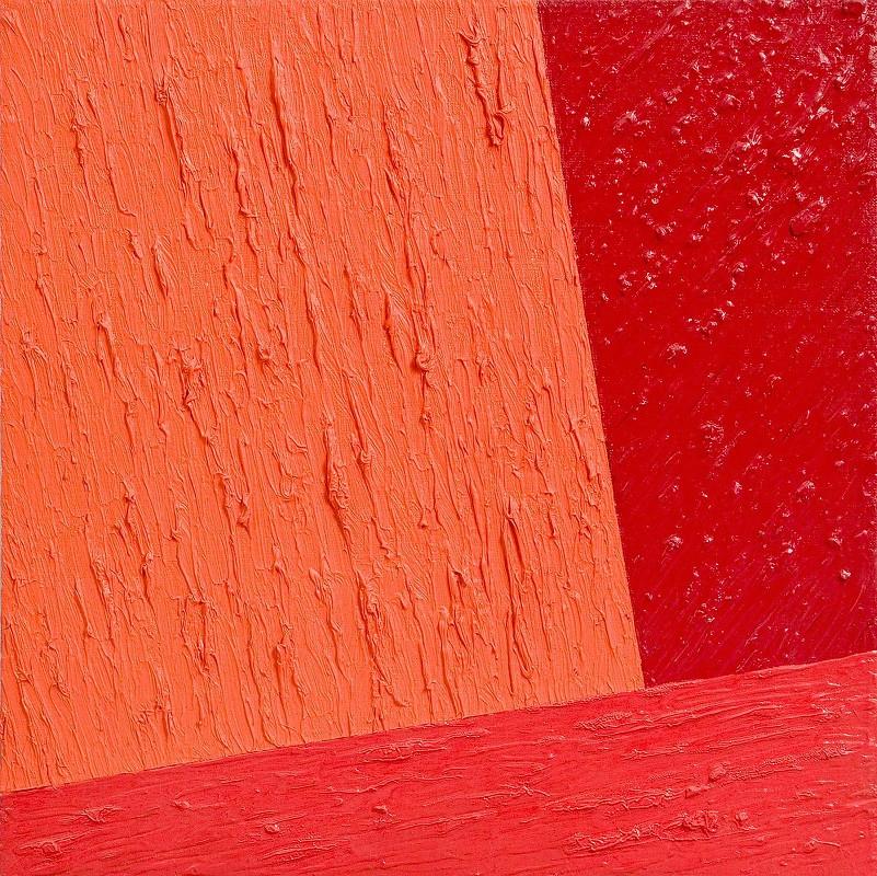 Александр Юликов. «Красное на красном». 1999. Фото: ММОМА