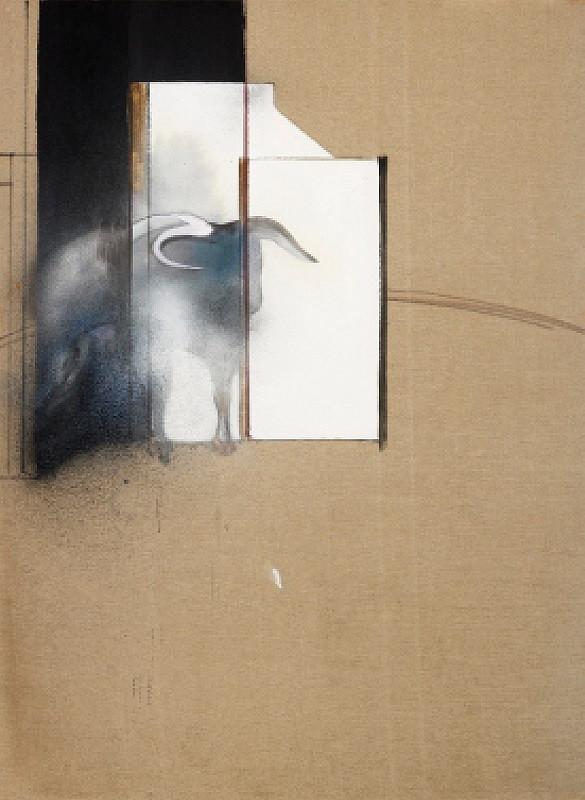 "Френсис Бэкон. ""Этюд быка"", 1991. The estate of Francis Bacon, DACS 2016"