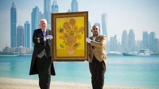 На шедевры Ван Гога создали 3D-копии