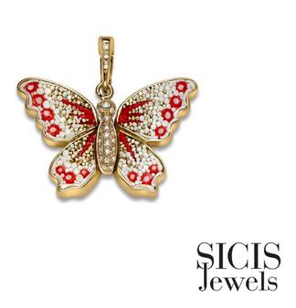 Танцующие бабочки