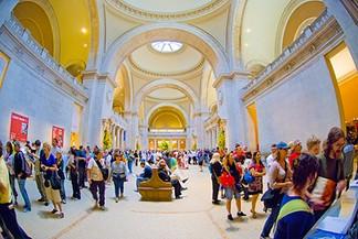 Музей Метрополитен принес Нью-Йорку в 2015 году $946 млн