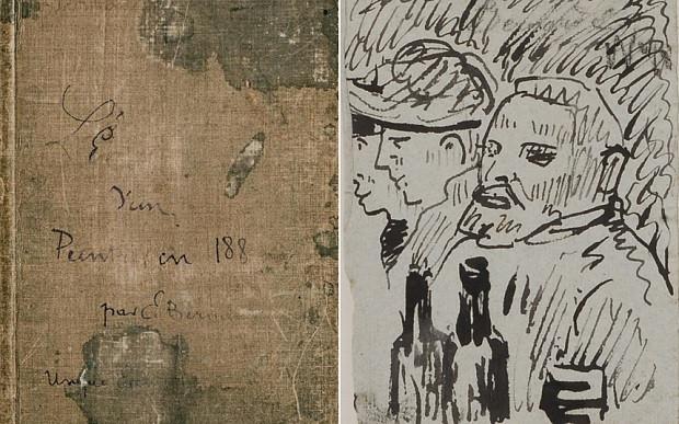 Неизвестный портрет Ван Гога