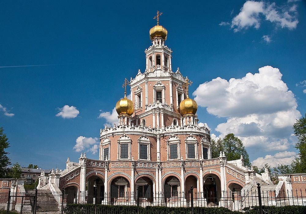 Церковь Покрова в Филях. Фото: Inna_Zyu/flickr.com