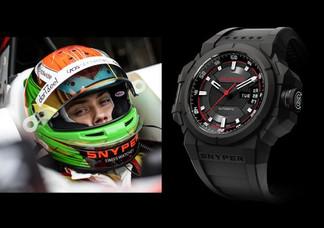 Новые часы Snyper посвящены швейцарским спортсменам