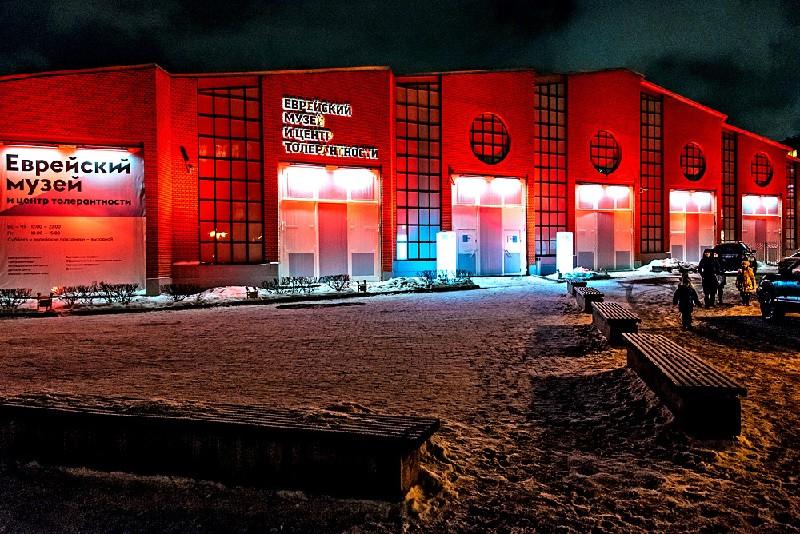 Еврейский музей и центр толерантности. Выставка «Эль Лисицкий». Фото: Еврейский музей и центр толерантности