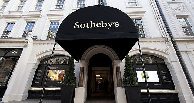 Офис Sotheby's в Лондоне / Sotheby's