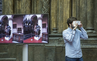 Пушкинский музей открыл виртуальный выставочный зал