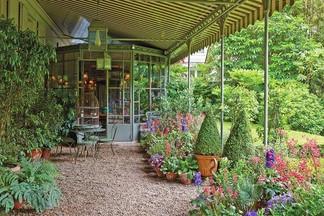 Тайные сады Парижа