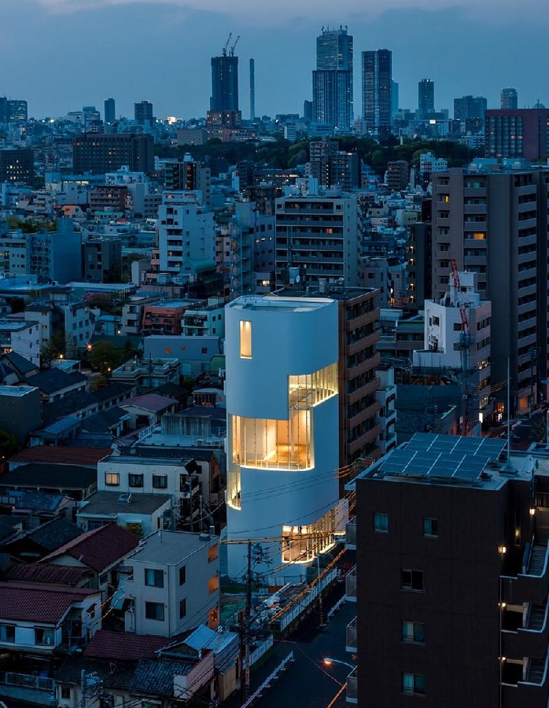 Музей Кусамы в Токио. Фото: Masahiro Tsuchido/Yayoi Kusama museum