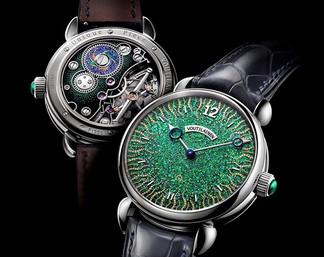 В Женеве выбрали лучшие часы 2014 года