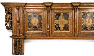 Изголовье кровати Генриха VIII и Анны Клевской покажут в Лондоне