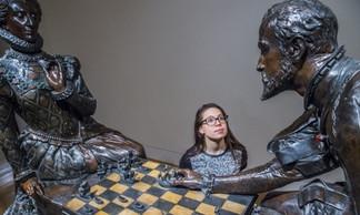 Самая крупная выставка скульптур пройдет в Лондоне