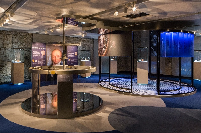 выставка «La Tradition Breguet
