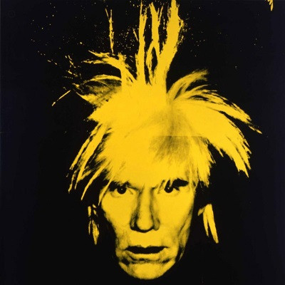 Энди Уорхол. Автопортрет (желтый). 1986. © The Andy Warhol Foundation for the Visual Arts, Inc.