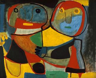 Послевоенное искусство Европы объединят на выставке в Москве