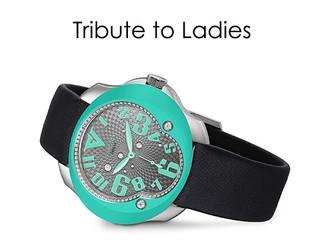 Новая модель Tribute to Ladies-FVQ80 от Франк Вила
