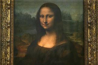 Под «Моной Лизой» нашли скрытый портрет
