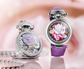 Уникальные часы Lady Bovet