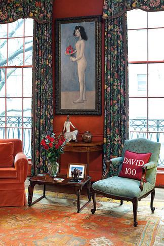 Шедевры из коллекции Рокфеллеров ушли за $646 млн на торгах Christie's