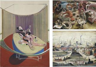Среди топ-лотов приуроченного к 250-летию Christie's аукциона «Определяя британское искусство» будут