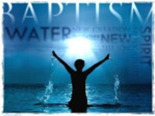 BAPTIZE MY DISCIPLES
