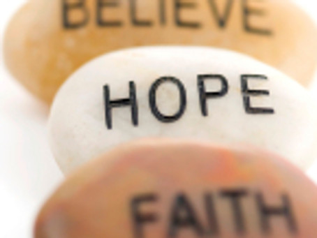 ASK IN FAITH, BELIEVING