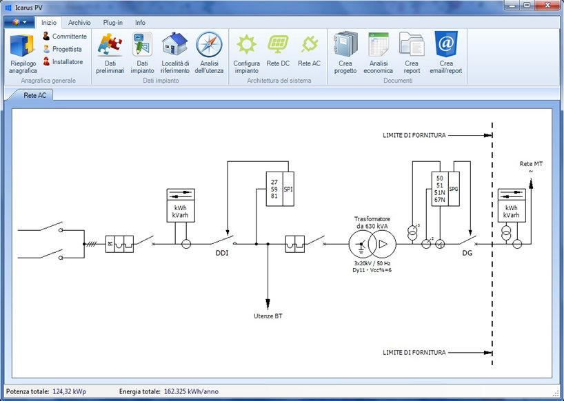 Software fotovoltaico progettazione