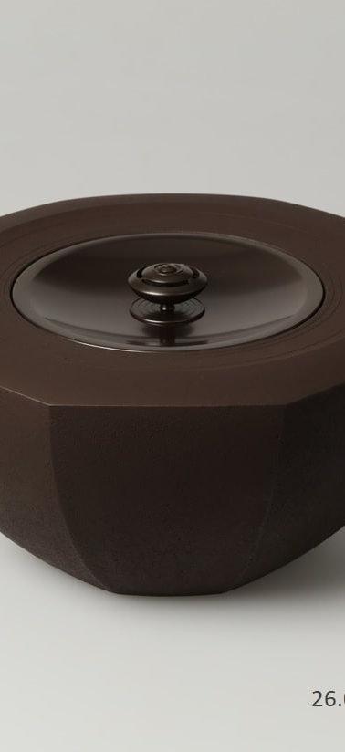 三代畠春斎❘2019日本伝統工芸展|八角釜|Octagonal tea ceremony kettle